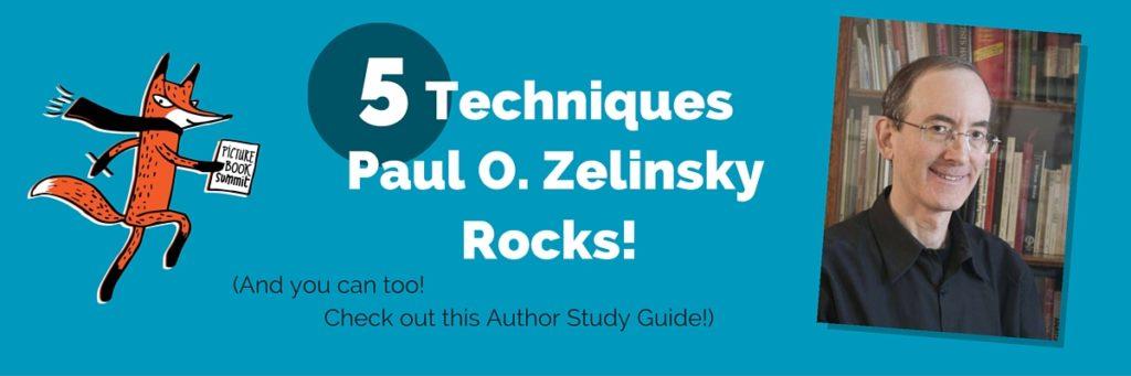 Paul O Zelinsky title