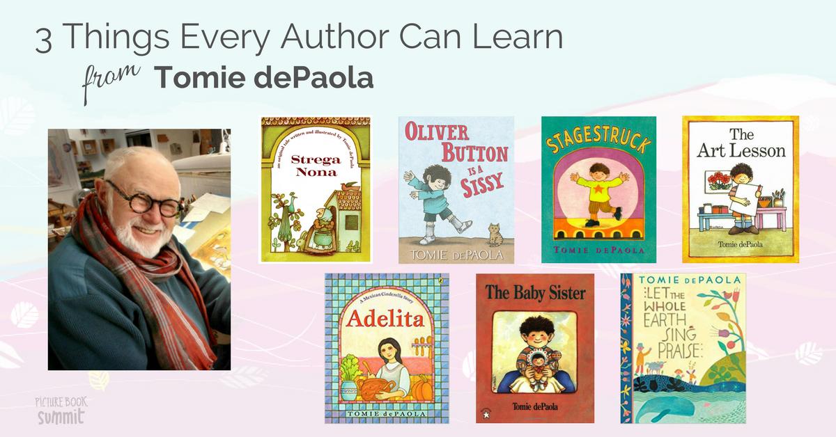Tomie dePaola Lesson Plan | Study.com