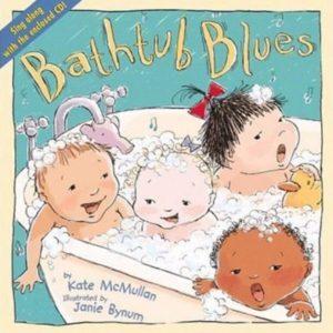 Bathtime Blues by Kate McMullan