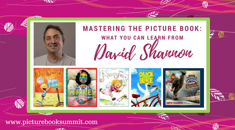 David Shannon - Author Study Images 2018