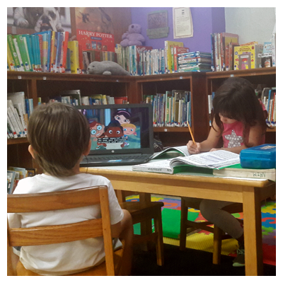 Charity Partners - Public Library Puerto Rico 1