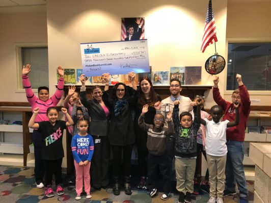 Charity Partners - Lincoln Elementary Donation (2)